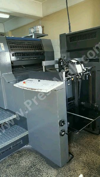 PM 74 HEIDELBERG 2005 MODEL 2 RENKLİ